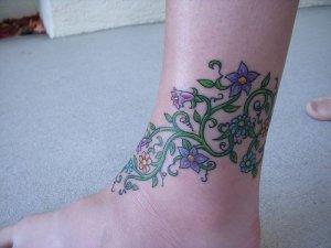 Celtic Ankle Tattoos