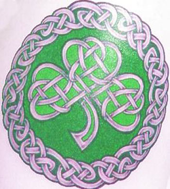 shamrock tattoo designs. pictures of randy ortons