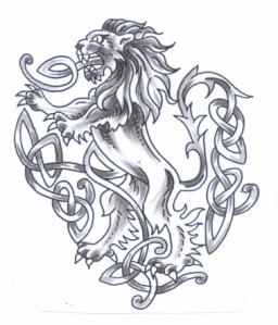 celtic-lion-tattoos