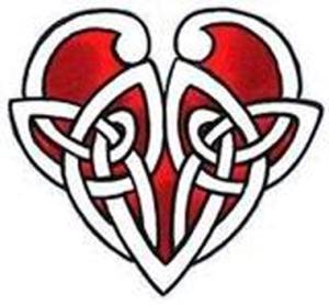 Heart Celtic Tattoo Designs